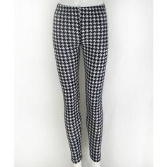 Monochrome Houndstooth Print Leggings http://www.trendzystreet.com/clothing/buy-bottoms-online/leggings-jeggings/monochrome-houndstooth-print-leggings-tzs5769