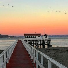 #pier #sf #sfbayarea #sanfrancisco #thecity #bayarea #sunrise #beauty #beautiful