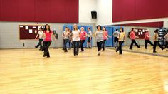 Honey I'm Good AB - Line Dance (Dance & Teach in English & 中文)