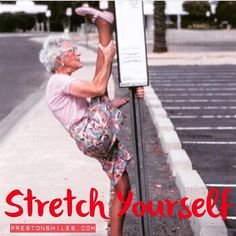 The #universe knows no limits and neither should you. We are all capable of much more than we display. Today stretch yourself to the limits of what and who you think you are, then go a little further. You'll be surprised at what you can do and be when you #stretch yourself. I am we are #LovesVoice
