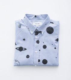 Soulland | NASA print shirt