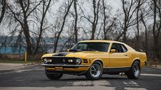 1970 Ford Mustang Mach 1   Mecum Auctions