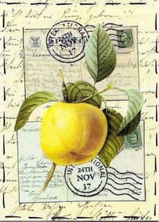 Apple - traded by PaperScraps, via Flickr