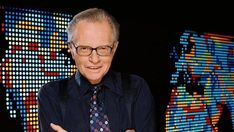 Broadcasting legendLarry Kingdied Saturday at a hospital in Los Angeles, his production company announced...