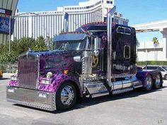 LIKE Progressive Truck Driving School: http://www.facebook.com/cdltruck #trucking #truck #driver   You had me at ghost flames.