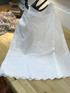 A personal favorite from my Etsy shop https://www.etsy.com/listing/553634712/vintage-child-slip-girls-embroidered