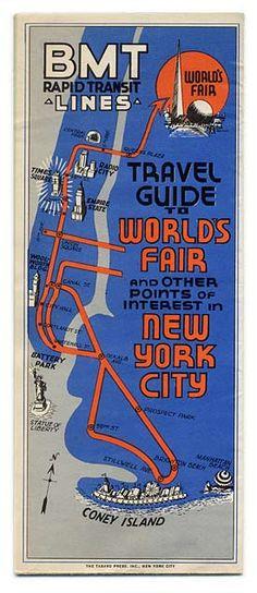15 Subway Maps That Trace #NYC Transit History via @Gizmodo
