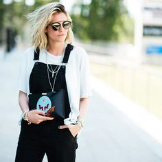 #Outfit #UNOde50 #fashion #jewels #sieraden #black #DoubleCheck #ketting #armbanden