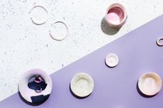 Klein&Schön launched in January this year and its inaugural collection of handmade, eccentric pastel-coloured wares and jewelry was sold out in less than a month. Head to www.fibonaccistone.com.au/klein-schon to read more!