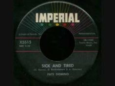 Fats Domino - Sick and Tired (+playlist)
