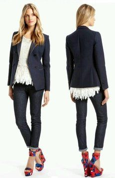 Sharp Irregular Women Blazer Jacket on BuyTrends.com, only price ...