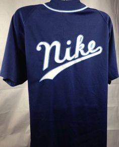 Vintage Nike Baseball Jersey | eBay