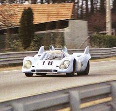 LeMans 1971 Derek Bell