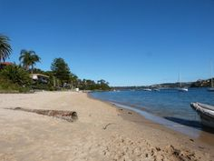 Another beautiful beach on the Manly to Spit walk