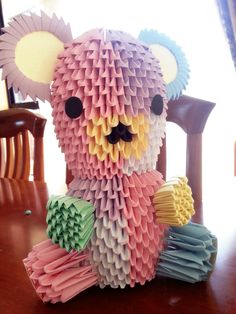 Quilted Bear