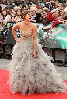 The acting, the fashion, the smart life choices...Emma Watson is so fabulous in so many ways!