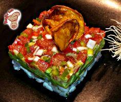 EL #CEBICHE. Inspiración de #sabores #latinos donde se refleja una gran gama de...  Puntuación: ♨♨♨♨♨  #gastronomia #gastronomy #culinaria #singluten #cocina #cocinadediseño #altacucina #glutenfree #senzaglutine #saboreslatinos #HumbyChef