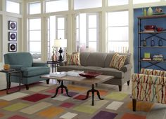 Ordinaire Add Some Springtime Flair To Your Living Room With A New Sofa From Sofa  Designers!
