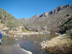 Sabino Canyon, Tuscon AZ