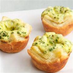 Fresh Herb Mini Tartlets Allrecipes.com