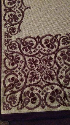 Embroidery Stitches, Hand Embroidery, Hgtv, Cross Stitch, Dots, Punto De Cruz, Seed Stitch, Cross Stitches, Crossstitch