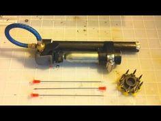 Assassins Creed Dart Gun Prototype
