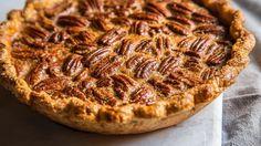 Recipe: Chocolate-Coffee Pecan Pie