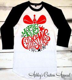 0d5806b9 Christmas Shirt, Merry Christmas Shirt, Christmas Shirts for Women, Trendy Christmas  Shirts, Long sleeve Christmas Tshirts, Holiday Shirts