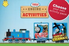 Free Thomas the Tank Engine app