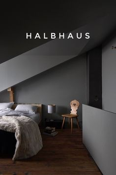 'Halbhaus' in the Swiss Alps, designed by Jonathan Tuckey and to let through The Modern House, on @stellerstories