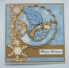 Woodware and Crafty Cardmakers – Paper Piecing – Day 2 Christmas Inspiration, Xmas Ideas, Craftwork Cards, Nordic Christmas, Some Cards, Card Maker, My Stamp, Paper Piecing, Cardmaking