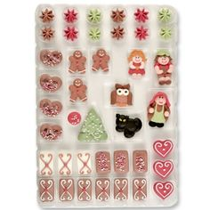 #3158 Sugar accessories for witch house