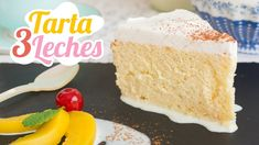 Soft and Moist Tres Leches Cake - Cooking Video Episode - Honest & Tasty This is quite possibly the easiest AND moistest cake you ever did bake and you ev. Baking Recipes, Cake Recipes, Dessert Recipes, Desserts, Cake Cooking Videos, Mexican Food Recipes, Sweet Recipes, Doctor Cake, Flan Cake