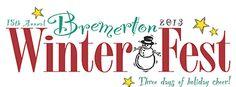 The City of Bremerton, WA winterfest