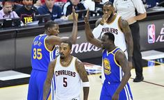 Warriors top Cavs to come within striking distance of NBA title