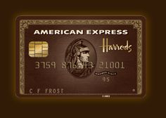 American express red card exclusivity pinterest red things american express and harrods collaborate to produce an invitation only amex card business colourmoves