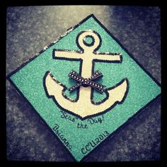 13 Graduation Cap Decorating Ideas | No Sleep Till Brooklynn Interesting never thought of this!