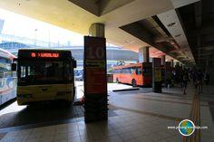 JB Sentral bus terminal