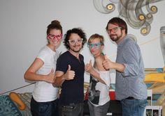 Pappbrillen: Der neue Trend aus Berlin