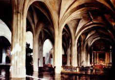 Paul Dmoch Collatéral - Cathédrale d'Anvers