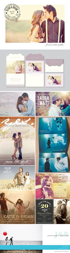 58 creative save-the-date ideas