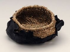 Vicki West artist Seaside Art, Pine Needle Baskets, White Flag, Aboriginal Art, Weaving, My Favorite Things, Sweet, Visual Arts, Iris