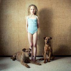 Hellen Van Meene Color Photography, Portrait Photography, Photography Ideas, Photo Art, Environmental Portraits, Dog Pictures, Dog Photos, Contemporary Photography, Portrait Inspiration