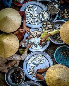 Fish Market, near Hue | COLIN PAUL07 | Flickr