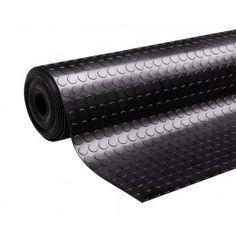 Studded rubber matting roll, 6mm | dura-tex.co.uk