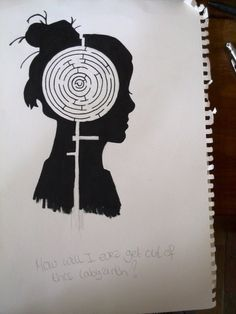 Labyrinth (Looking for Alaska) by TheHartOfEclipse on DeviantArt Looking For Alaska Quotes, Jhon Green, Alabama Elephant, 30 Day Art Challenge, Alaska Young, John Green Books, Roman, The Fault In Our Stars, Star Show
