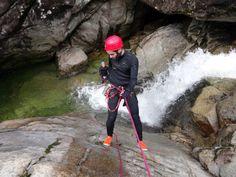 Canyoning Geres Portugal