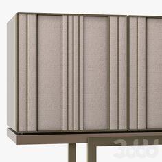 3d модели: Тумбы, комоды - Frato Ascot Sideboard