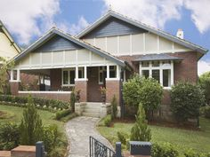 Sold Property Prices & Auction Results in The Grove, Roseville, NSW 2069 Sell Property, Property Prices, Brick Repair, Traditional Windows, Bays, Bungalows, Facades, Bricks, Home Crafts