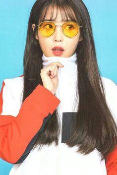 Stylish Korean Outfit In Rainy Season 27 Womens Fashion Online, Latest Fashion For Women, Cute Glasses, Glasses Frames, Trendy Swimwear, Rainy Season, One Piece Dress, Korean Outfits, Korean Artist